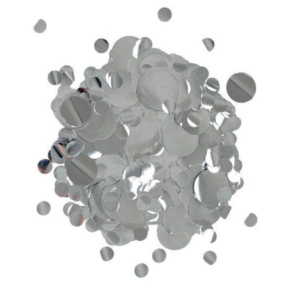 confetti plata
