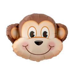 globo con forma de mono