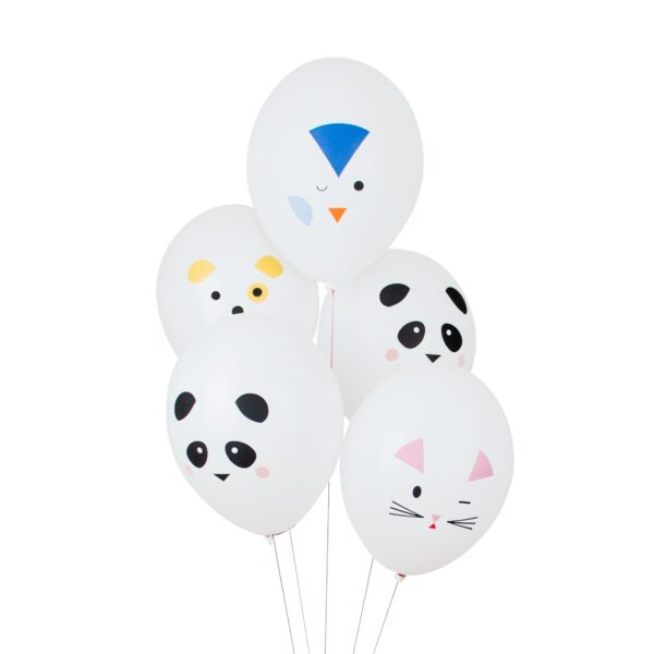 globos animales my little day