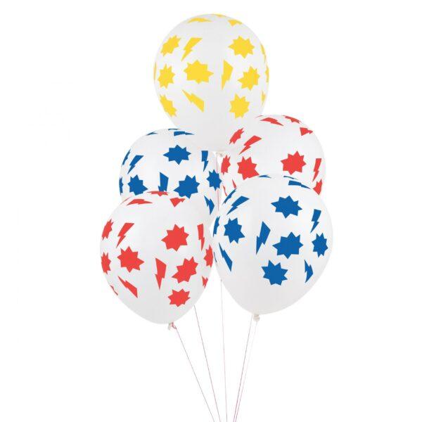 globos para fiestas de superhéroes online